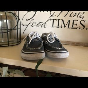 Toddler Sperry Top Siders.